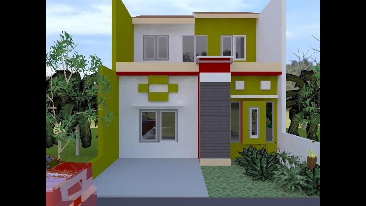 530 Koleksi Gambar Rumah Minimalis Bertingkat Terbaru