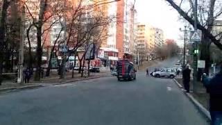 Улицы Хабаровска перекрыли после нападения на здание управления ФСБ