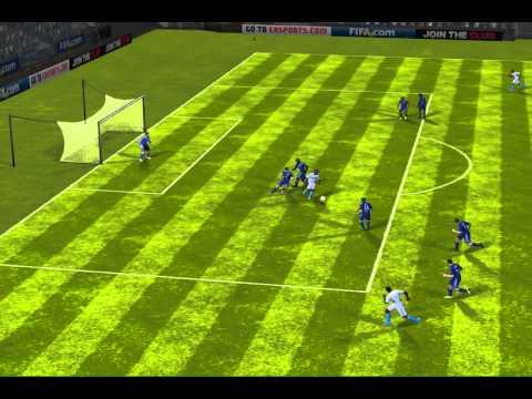 FIFA 13 iPhone/iPad - Marsiglia vs. Olympique Lyon
