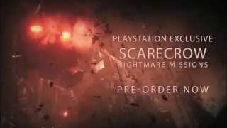 Batman: Arkham Knight - PS4 Exclusive Scarecrow DLC Gameplay Trailer! [1080p HD]