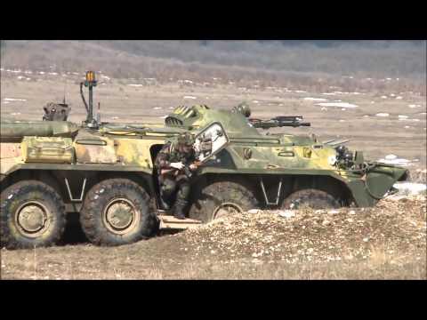 A Magyar Honvédség BTR-80 harcjárművei 2. rész / Hungarian Defence Force