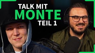 Talk mit Monte - Teil 1 | Twitch Bans, Rundfunklizenz, Casino-Streams 🤯