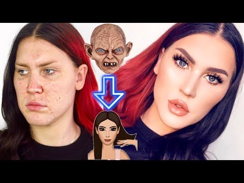 From Smeagol to A F*ckable 6!  JessieMaya