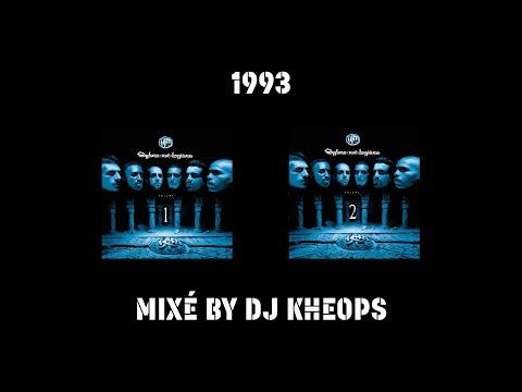Youtube: IAM –  Ombre est lumière Vol 1 & 2 – Mix by DJ Kheops