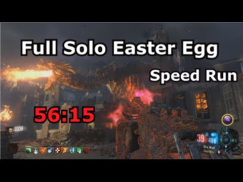 Gorod Krovi Full Solo Easter Egg Speed Run 56:15