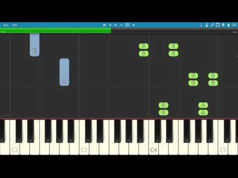 Rihanna - Woo - Piano Tutorial {ANTI}