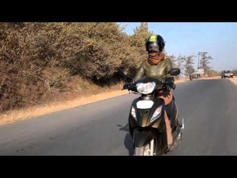 TVS Wego Test Ride Review
