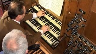 Festliche Musik alla handel, Andre de Jager Martinikerk te  Bolsward