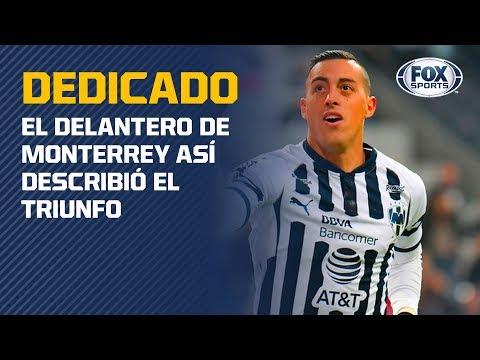 Funes Mori dedica título de Concacaf a fans de Rayados