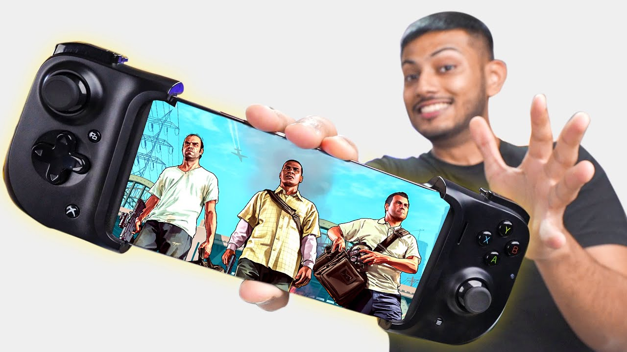 How To Play GTA 5 on Any Android Smartphone!