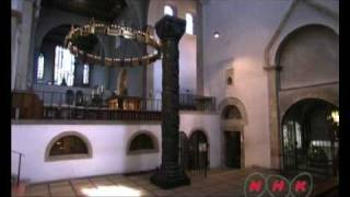 Catedral de Santa María e iglesia de San Miguel de Hildesheim (UNESCO/NHK)