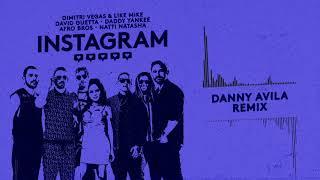 Dimitri Vegas&Like Mike,David Guetta,Daddy Yankee,Afro Bros,Natti Natasha-Instagram (Danny Avila)