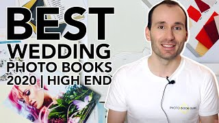 BEST Wedding Photo Books 2020 | High End