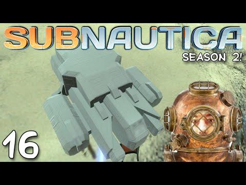 "Subnautica Gameplay S02E16 - ""BIOREACTOR Power Plant!!!"" 1080p PC"