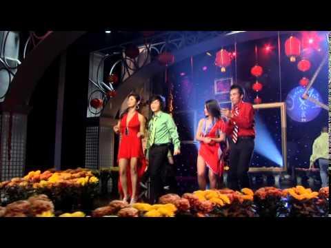 Lien Khuc Xuan Yeu Thuong   Anh Minh, Thien Kim, Quoc Khanh ft  Doan Phi