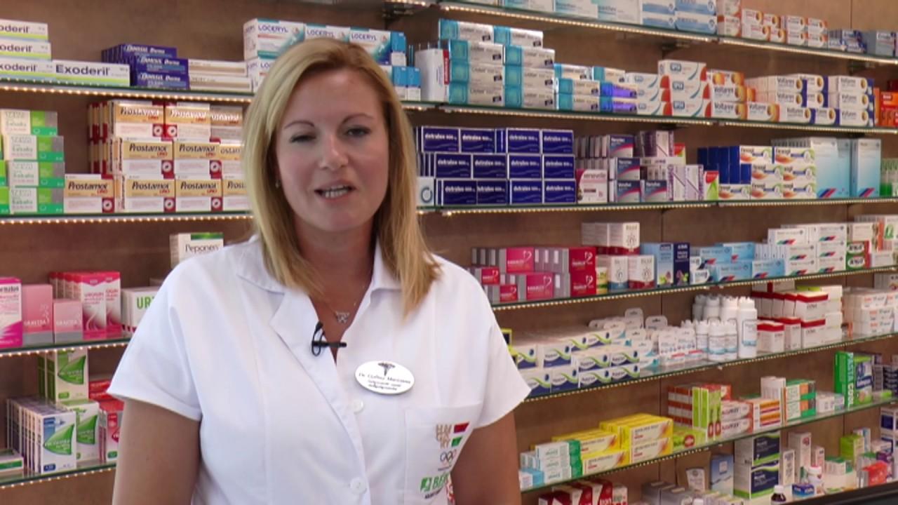 necatorosis gyógyszertár)