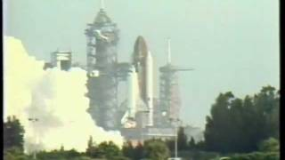 Space Shuttle Challenger - STS-7 Launch