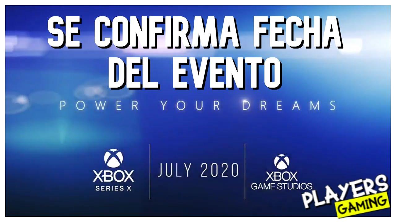 BOMBAZO EVENTO DE XBOX DE JULIO 2020 CONFIRMADO
