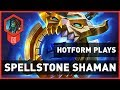 [Hearthstone] ONE MORE PSYCHIC SCREAM AND IM OUT — Spellstone Shaman