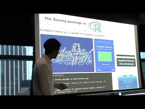 Survey Package in R