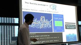 Survey Package in R