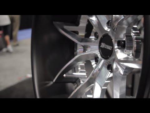 SEMA 2013 Billet Specialties B Forged Wheels YouTube