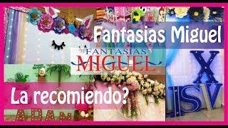 Tour Tienda: Fantasias Miguel-Sart Diseño