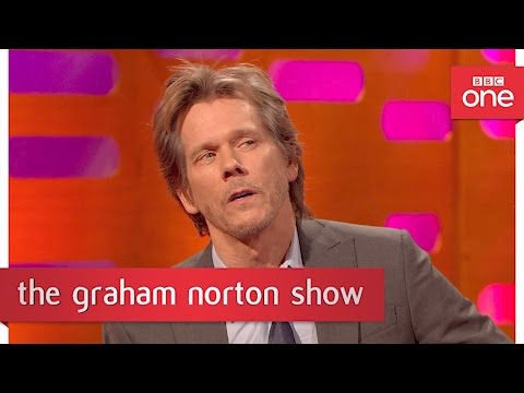 Kevin Bacon prefers to be recognised in public - The Graham Norton Show 2017: Preview - BBC One