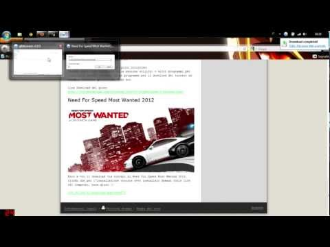 Come Scaricare Ed Installare Need For Speed MostWanted 2012 PC - ITA Torrent By JackThunderX