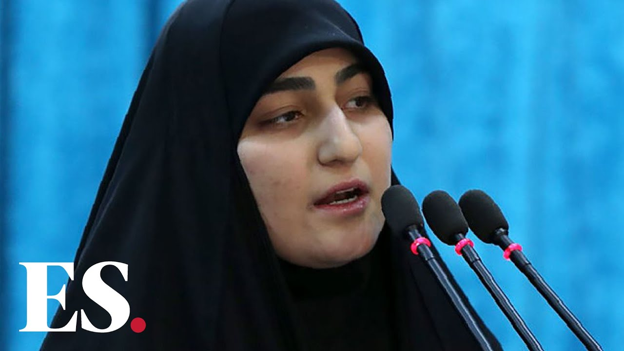 General qasem soleimani daughter
