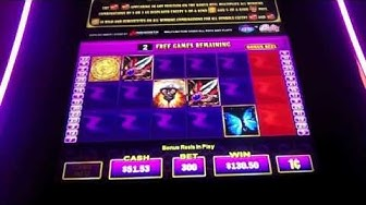 Bally - Amazon Gold Slot Machine Bonus