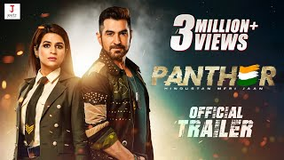 OFFICIAL TRAILER | PANTHER | JEET | SHRADDHA DAS | ANSHUMAN PRATYUSH | AUGUST 2019