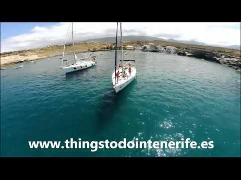 skyline 1 Tenerife sailing boats