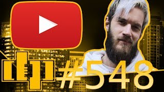 PEWDIEPIE REGAINS YOUTUBE THRONE - TRUMP'S FREE SPEECH CAMPUS EXECUTIVE ORDER - AND MORE! | DP #548 thumbnail