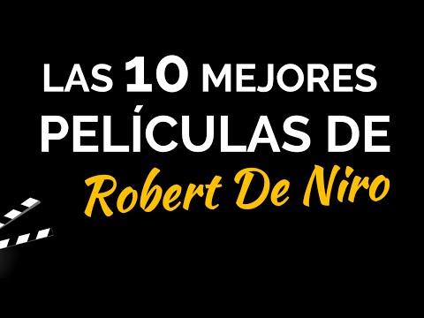 Las 10 mejores películas de ROBERT DE NIRO