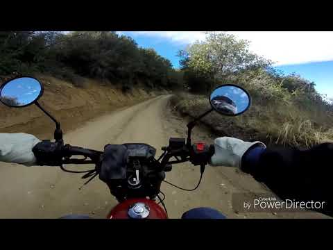 Project Taotao Hellcat Dual Sport first dirt ride (Honda Grom Clone)
