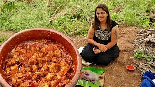CHICKEN Chinthamani   TamilNadu Traditional   Spicy Chicken Recipe   THE KITCHEN JUNGLE