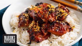 Spicy Korean Grilled Chicken - Marion