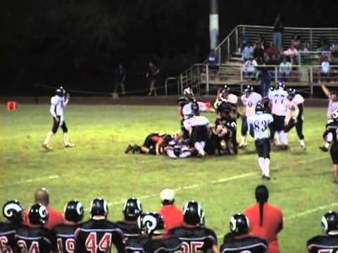 Russell Wantowski football highlights