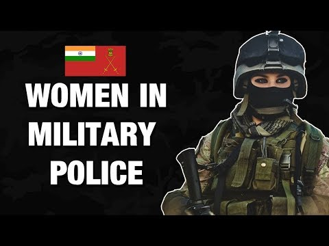 Women In Military Police | How To Join Indian Army Military Police