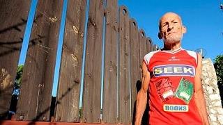 'Daddy Roy' the marathon man