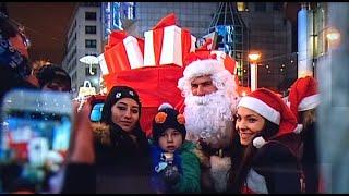 Mikulásfutás, betlehemes találkozó és adománygyűjtés: mindenütt várják a karácsonyt
