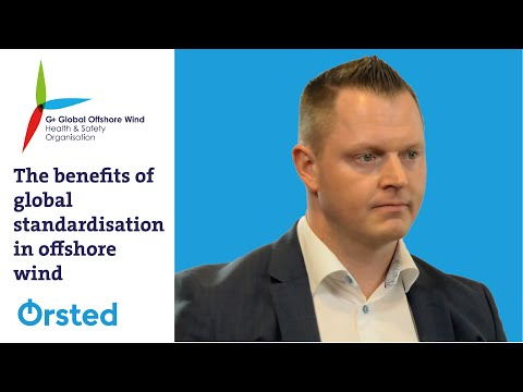 The benefits of global standardisation in offshore wind