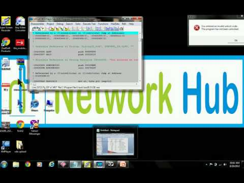 Crack any software in just 10mins