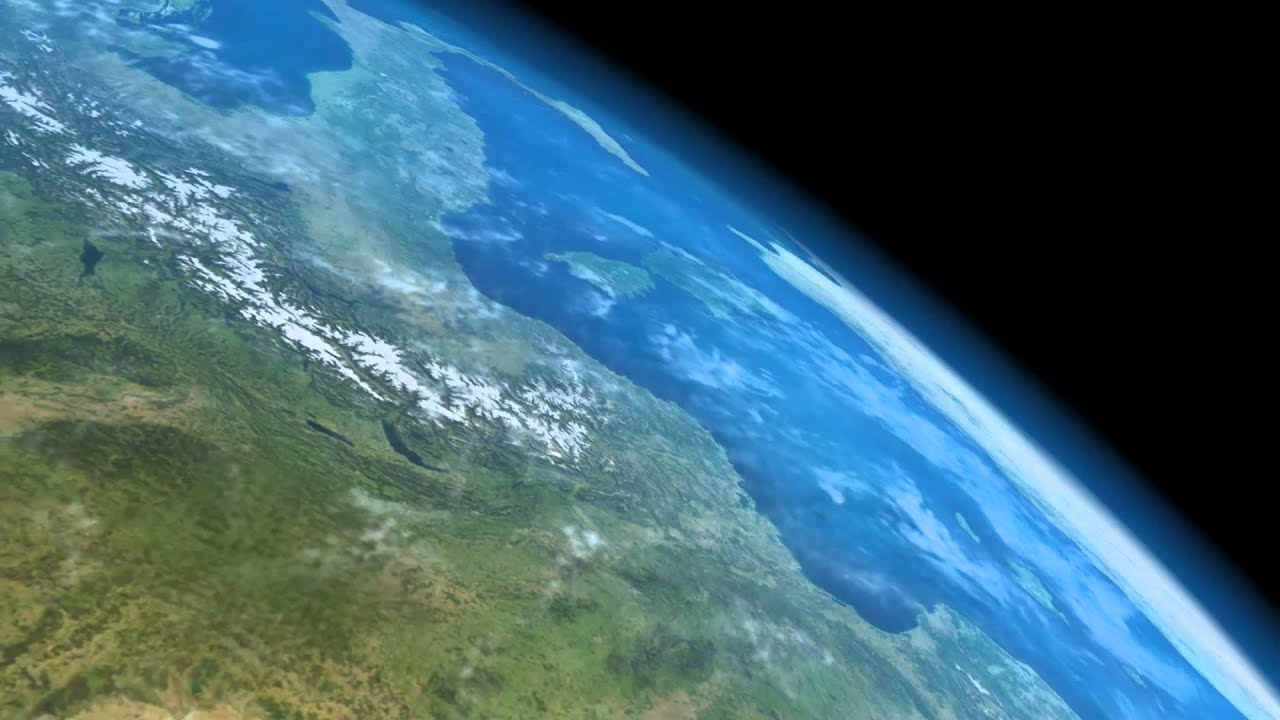 Europe from Space.mp4 - YouTube