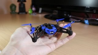 TEST High-Tech : drone PARROT MiniDrones Rolling Spider