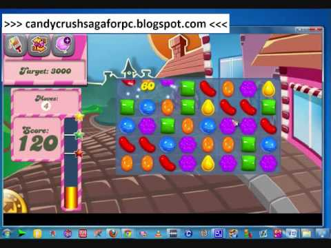 Candy Crush Saga For PC - Free Download (FULL VERSION)
