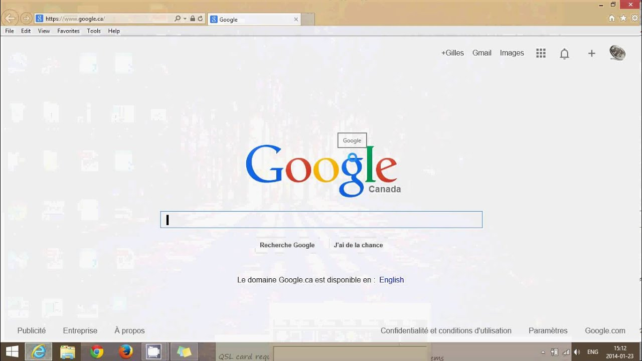 how to find internet history on windows 7