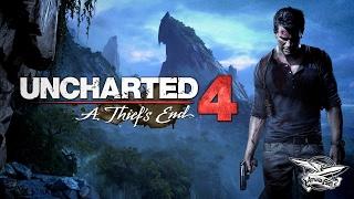 Стрим - Uncharted 4 - Прохождение от Амвэя