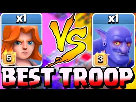 Clash Of Clans - STRONGEST COC TROOP!?! (Nerf inbound)
